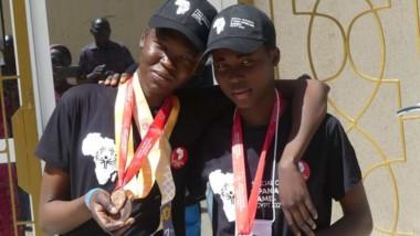 Jeux des déficients intellectuels : deux Tchadiens gagnent des médailles