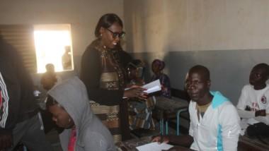 Tchad : 1 233 candidats pour 130 places au concours d'entrée à l'INJS