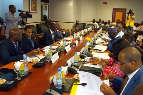 Le Cameroun et le Tchad font le point sur des projets routiers et énergétiques communs