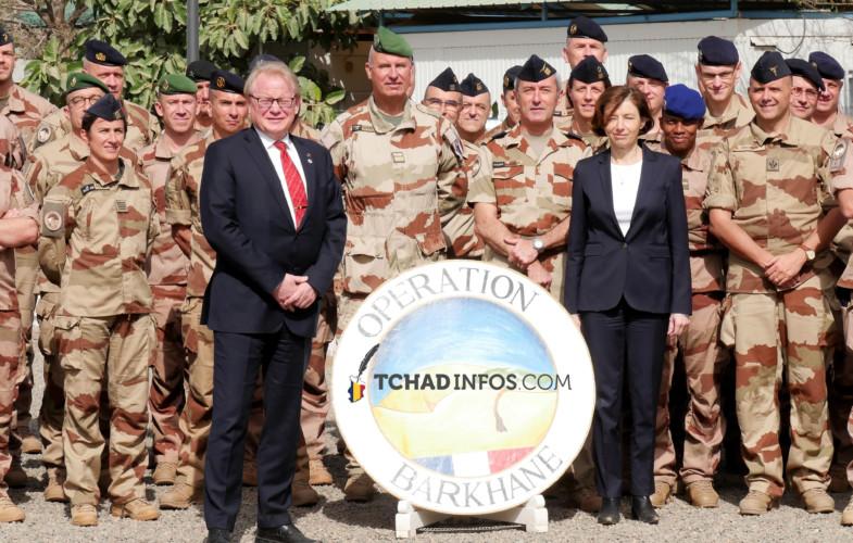 Lutte contre le terrorisme : le Tchad enverra un bataillon dans la zone des trois frontières