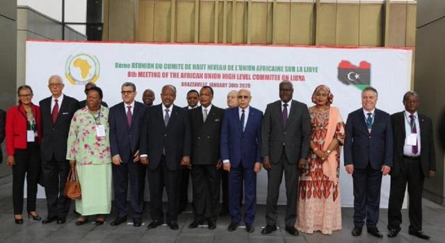 Libye : les leaders africains plaident pour une solution au sommet de Brazzaville