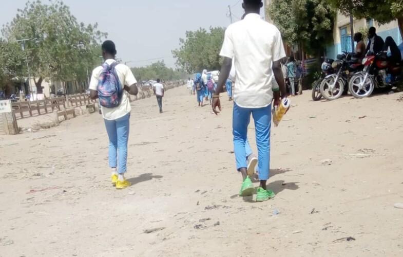 Tchad: les élèves rebroussent chemin