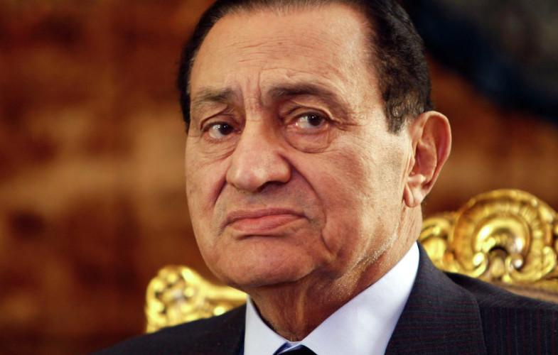 Egypte : l'ex-président Hosni Moubarak est mort