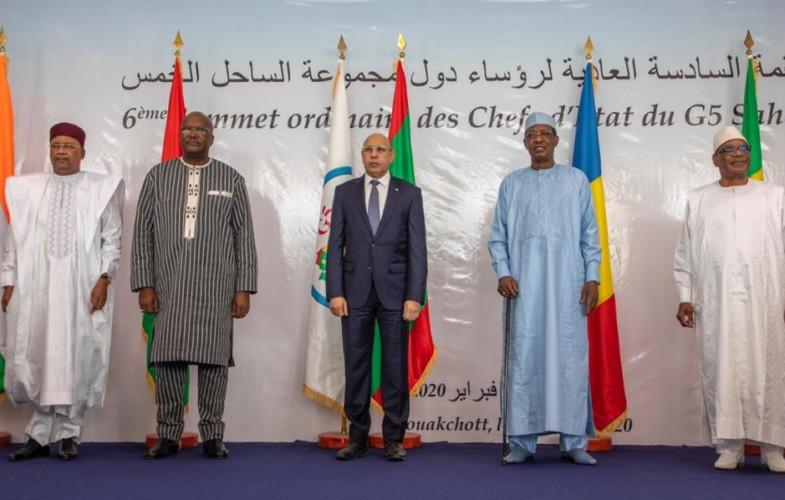 G5 Sahel : voici le communiqué final de la 6e conférence des Chefs d'État tenue à Nouakchott
