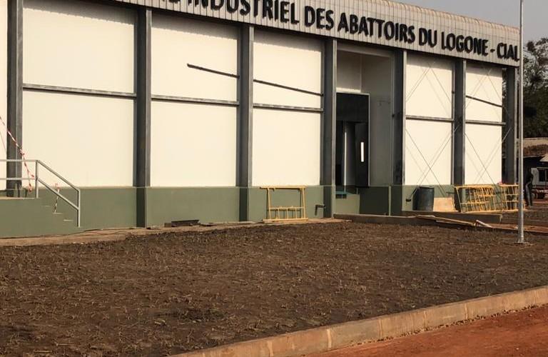 Tchad : l'abattoir de Moundou prêt pour être inauguré