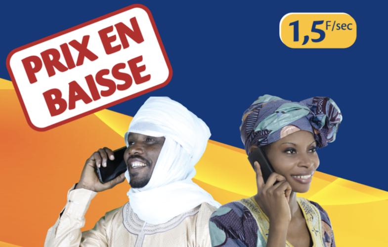 Télécommunication : Tigo Tchad baisse encore ses prix