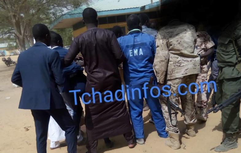 Tchad : la Police viole les locaux de l'Ena