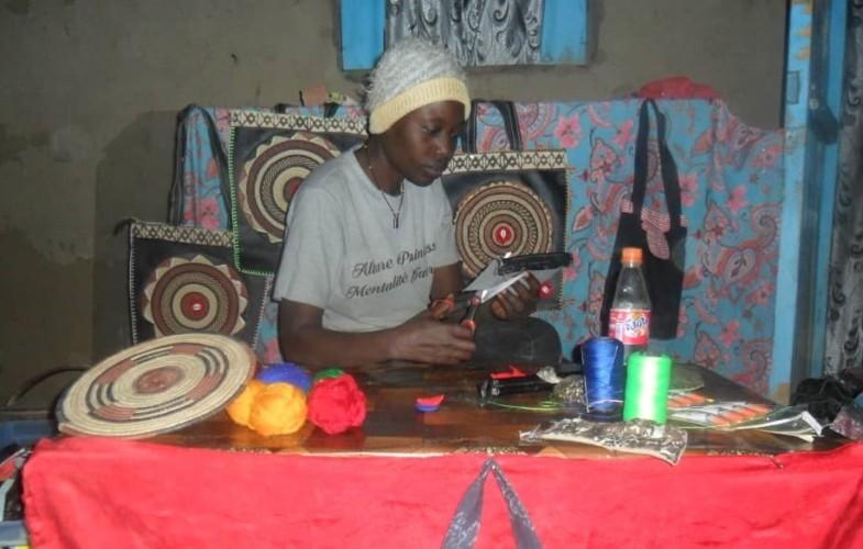 Arts et métiers. Nedje Modestie, une entrepreneure à plusieurs casquettes