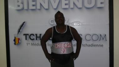 Cinq questions:  Kirikou Ndjétogue, le bodyguard tchadien
