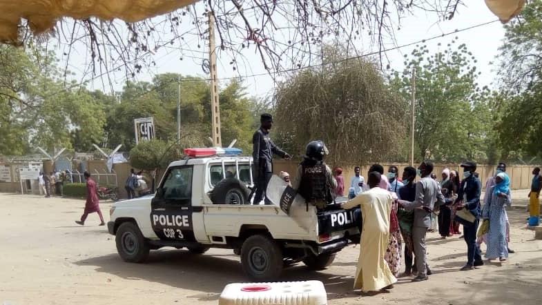 Tchad : huit étudiants arrêtés, plusieurs autres évacués au pavillon des urgences