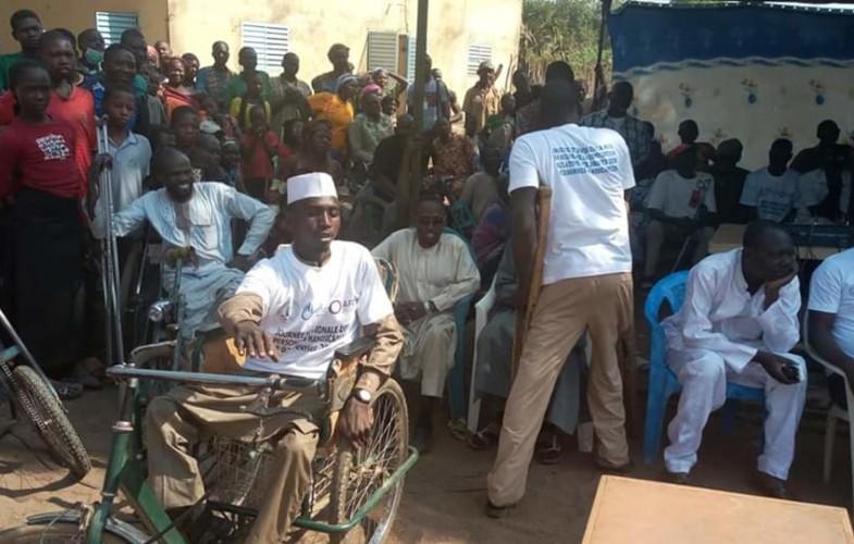 Coronavirus : « les besoins spécifiques des personnes handicapées n'ont pas été pris en compte », Madjitelsem Severin