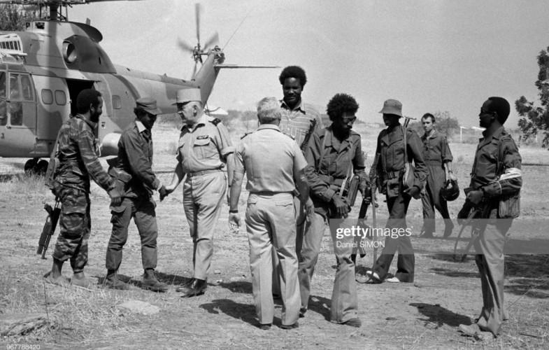 Éphéméride : Les souvenirs douloureux de la bataille de neuf mois à N'Djamena