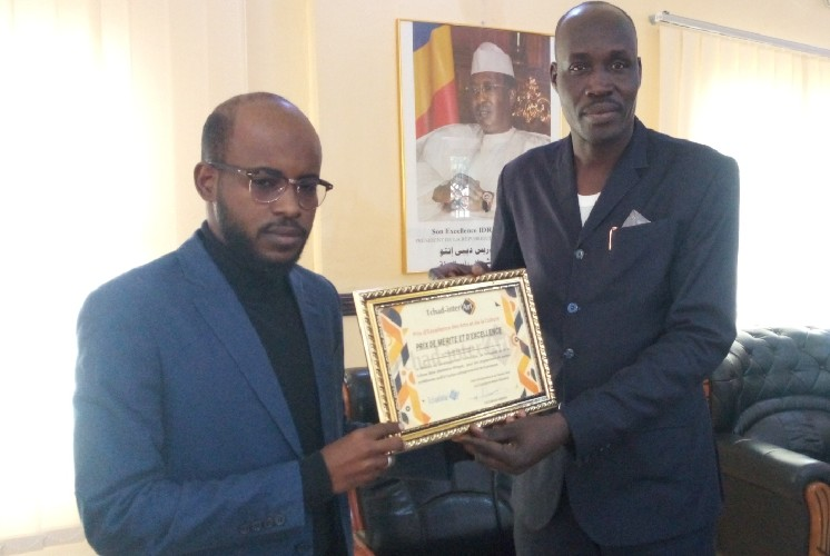 Tchad inter'Art honore le ministère de la Culture