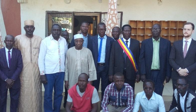 Tchad : le Réjotcome se dote d'un bureau