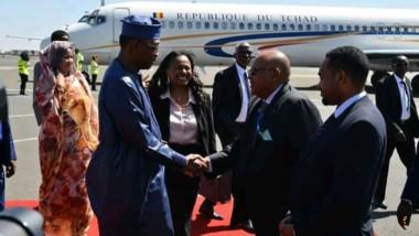 Ce que Déby et Hinda vont faire à Addis-Abeba