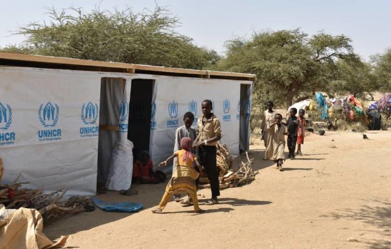 Tchad : le HCR entame le transfert des réfugiés soudanais sur le site de Kouchaguine-Moura