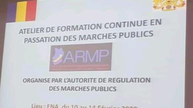 """""""Il apparaît clairement que la passation des marchés publics ne se fait pas par des professionnels"""", a déclaré le DG de l'ARMP"""