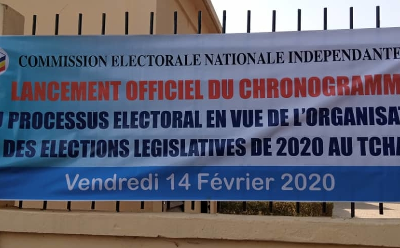 Tchad : la Céni dévoile le chronogramme des futures échéances électorales
