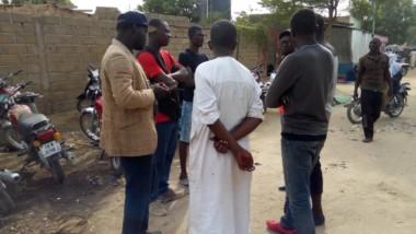 Au domicile de Dinar : ses proches, amis et voisins sont inconsolables