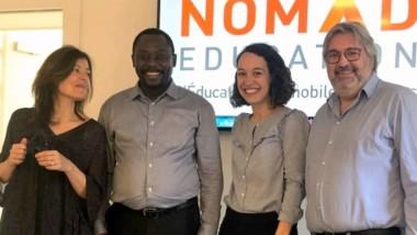 Toumai Hanana Technologies conglomérat  et Nomad Education renforcent leur partenariat