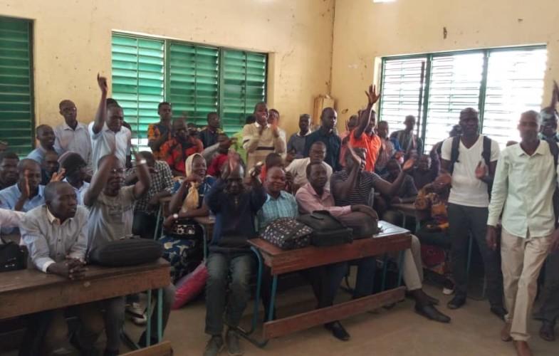 Tchad : les enseignants scientifiques contractuels entrent en grève
