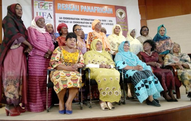 Le Tchad accueille la coordination régionale de l'Afrique centrale de la Fifef/Jifa