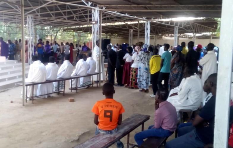 Tchad :  début de carême pour les chrétiens catholiques