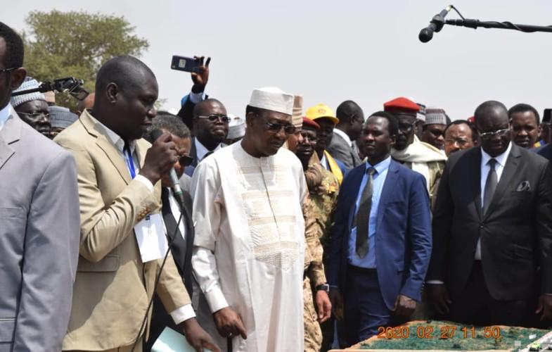 Tchad/Cameroun : bientôt l'entrée à  Yagoua-Bongor ne sera plus faite par pirogue