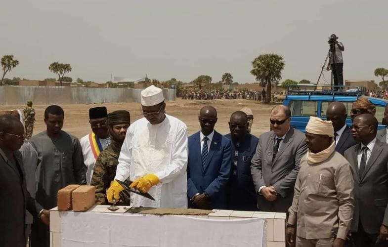 Tchad : le président Déby lance le PADLFIT à Laï
