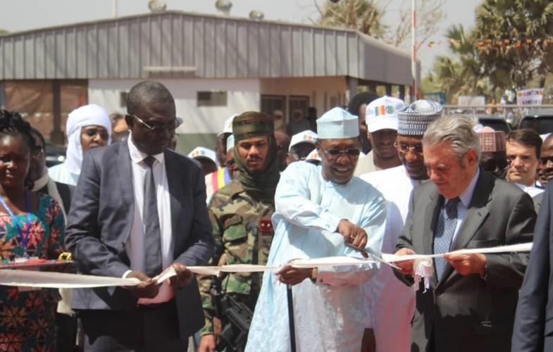 Tchad : inauguration du complexe industriel des abattoirs du Logone