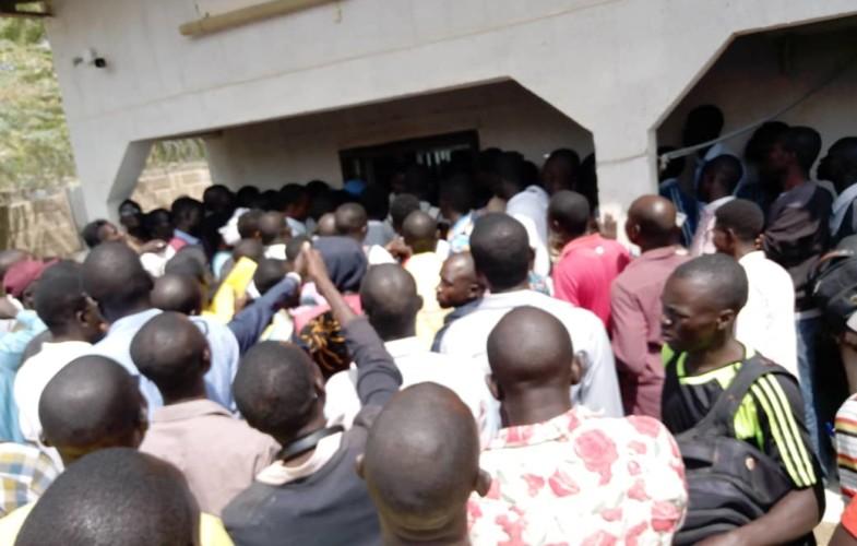 Tchad : la tension monte pour le dépôt des dossiers au concours de l'école inter-Etats des douanes