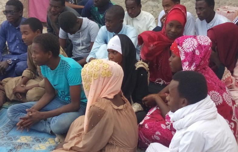 Tchad : à Mao, les jeunes s'organisent pour parler sexualité sans tabou