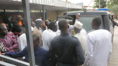 Le corps de Colonel Dinar est déposé à la morgue de N'Djamena