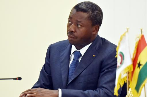 Togo: Faure Gnassinbé réélu avec 72,36%