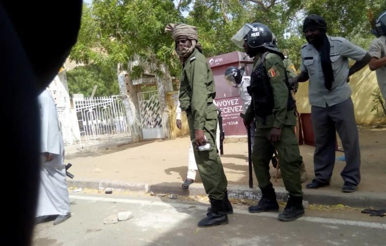 Tchad : le Camojet condamne la bavure policière sur les étudiants