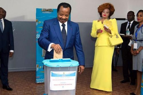 Cameroun: le parti de Paul Biya remporte les législatives