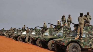 G5 Sahel : le Tchad annonce l'envoi de 1200 soldats dans la zone des 3 frontières