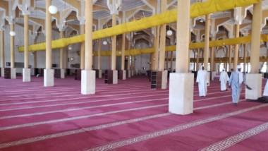 Coronavirus : pas de culte dès ce vendredi à la grande mosquée de N'Djamena