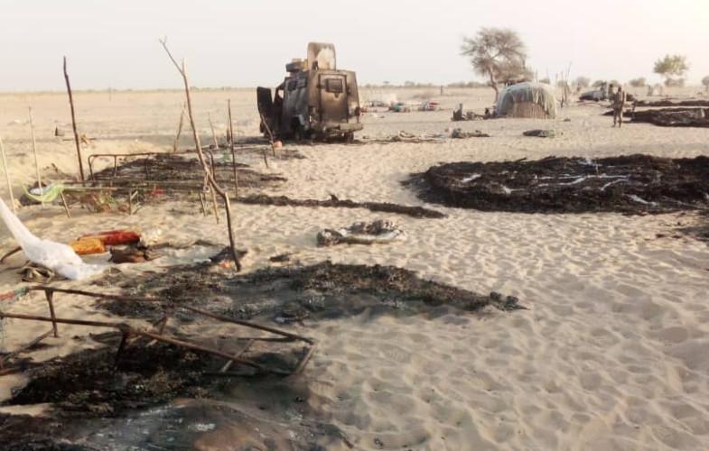 Quatre soldats tchadiens tués dans une explosion au Lac Tchad