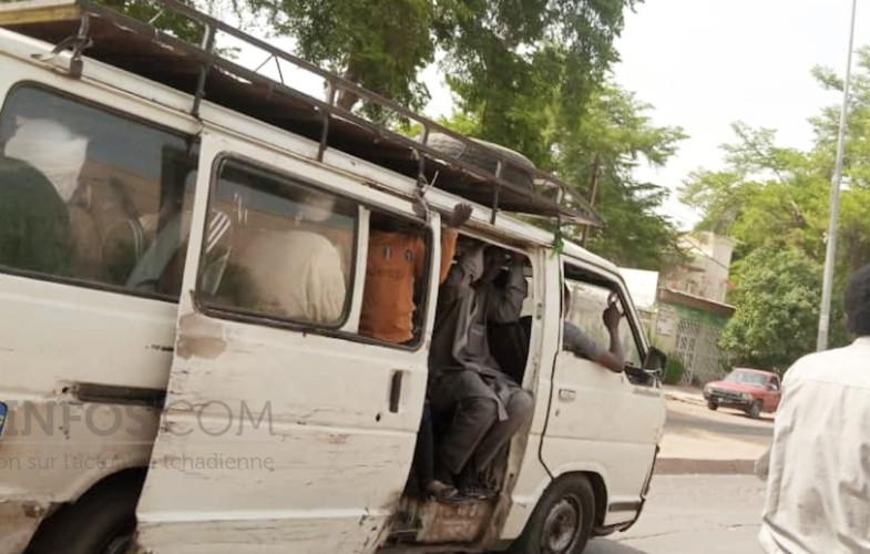 Coronavirus : les bus continuent à circuler malgré la mesure d'interdiction