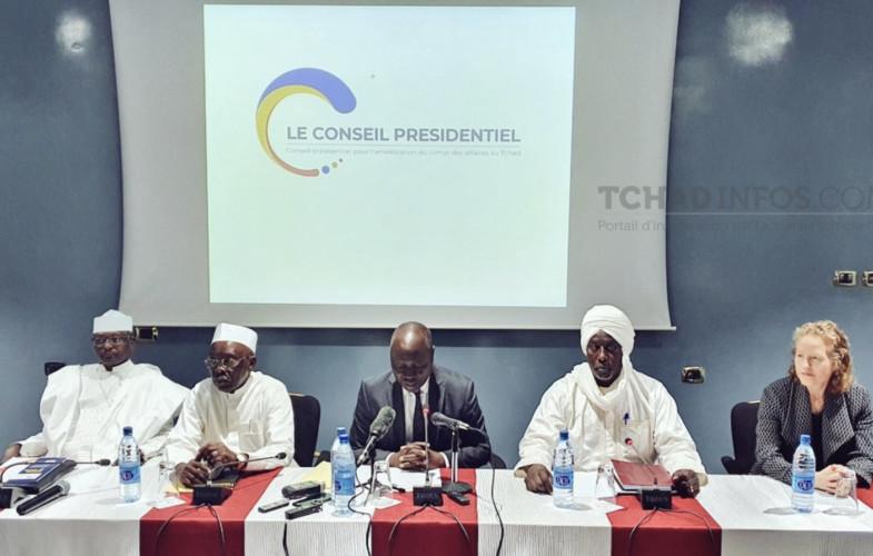Tchad : l'installation des membres du conseil présidentiel est ajournée