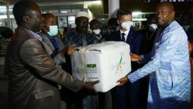 Coronavirus : La Fondation Jack Ma appuie le Tchad avec des kits de dépistage