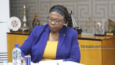 Nominations : Élyse Goldoum est la nouvelle directrice générale de SOTEL Tchad