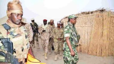 """Opération colère de Bohama: """"notre objectif est de nettoyer toute la zone insulaire"""" Mahamat Abali Salah"""