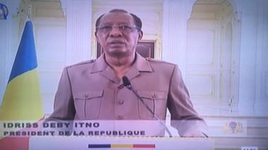 """Coronavirus au Tchad : le président Déby n'exclut pas """"le confinement total"""""""