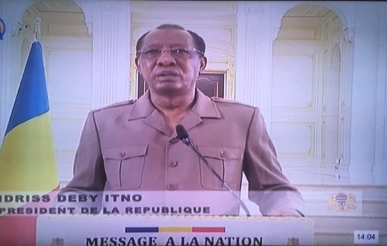 Coronavirus au Tchad :  le président Déby met en garde les commerçants qui augmentent les prix