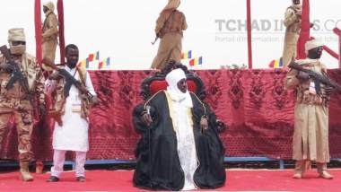 Chérif Abdelhadi Mahdi intronisé 24e sultan du dar Ouaddaï
