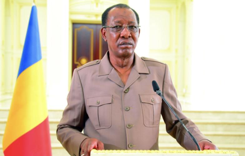 Coronavirus : Message à la nation du Président Deby