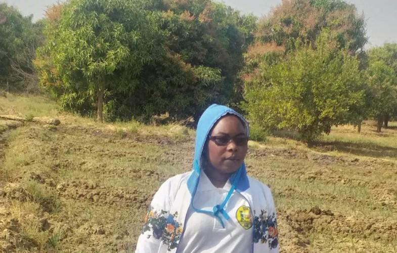 Senafet 2020 : Khadidja concilie aisément l'agriculture et les études