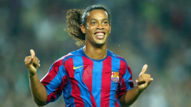 International : l'ex-footballeur Ronaldinho emprisonné